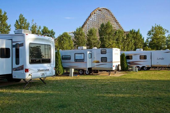 Photo of Camper Village at Cedar Point Sandusky