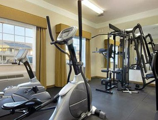 Baymont Inn & Suites Galveston: Fitness Center