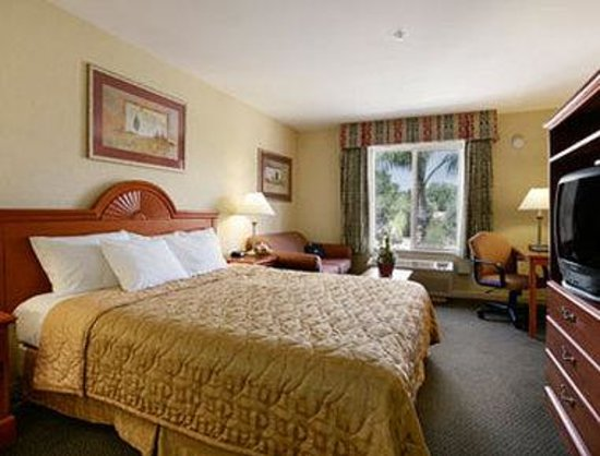 Concord, CA: Standard King Bed Room