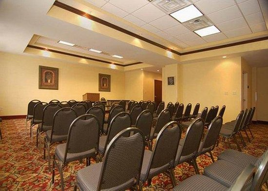 Comfort Suites Shreveport: meeting room