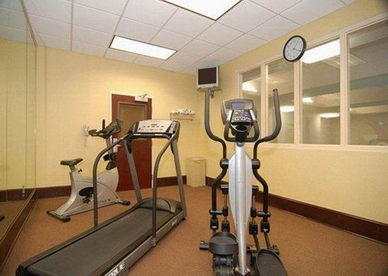 Comfort Suites Shreveport: fitness center
