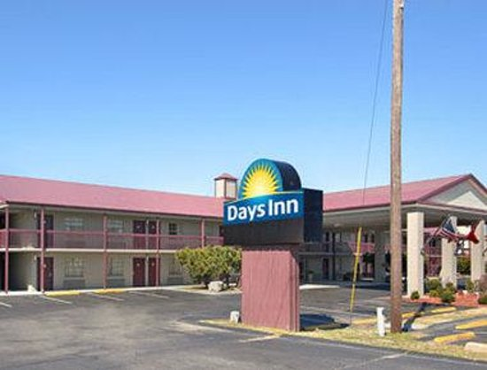 West Memphis, AR: Welcome to the Days Inn Memphis-West/Pyramid