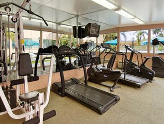 Days Inn Miami International Airport: Fitness Centre