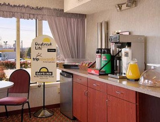 Days Inn Nashville North-Opryland/Grand Ole Opry Area: Breakfast Area
