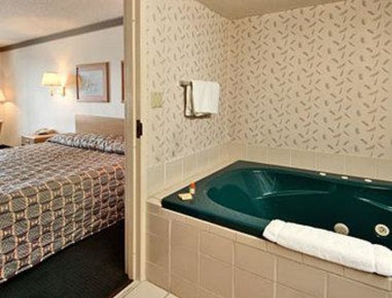 Newberry, SC: Jacuzzi Suite