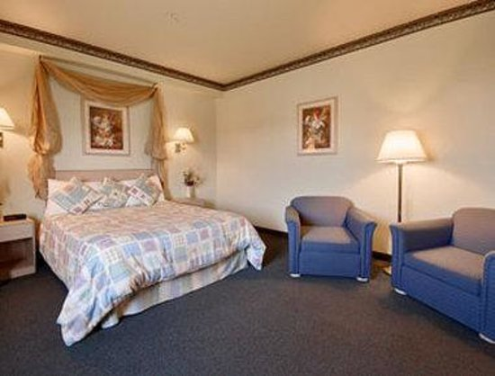 Days Inn Ellensburg: Suite