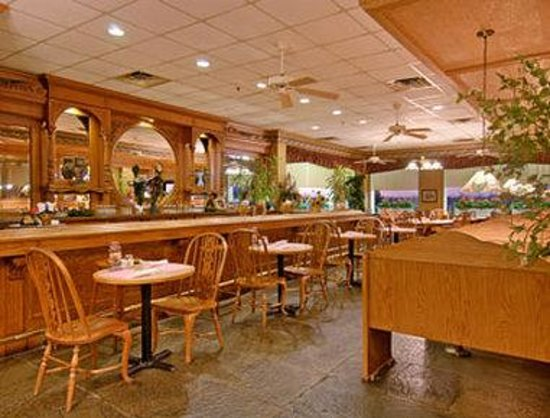 Days Inn Atlantic City Beachfront: Country Kitchen Restaurant