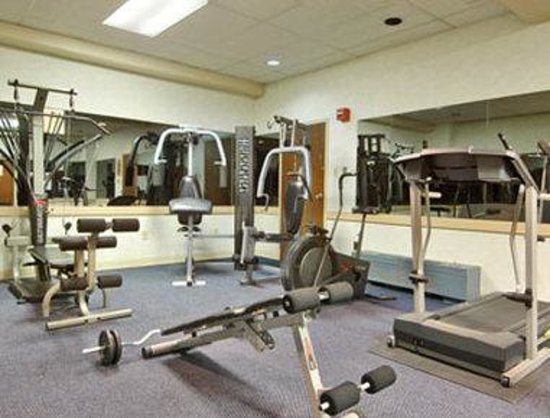 Chester, PA: Fitness Center