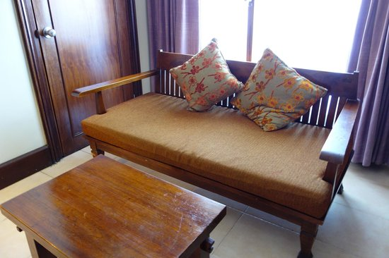 Ramayana Resort & Spa: The Room