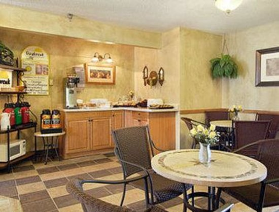 Days Inn Wall: Breakfast Area