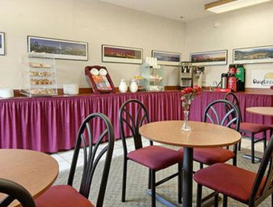 Days Inn Cambridge: Breakfast Area