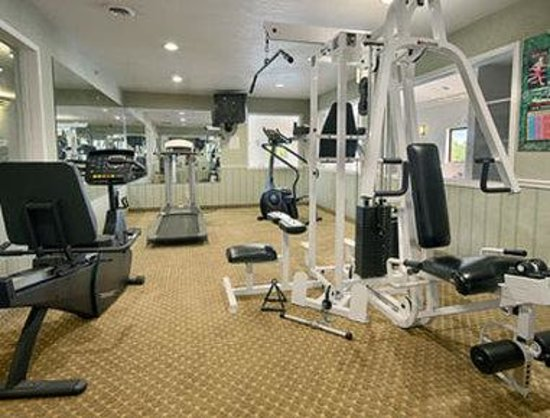 Hillsdale, MI : Fitness Center