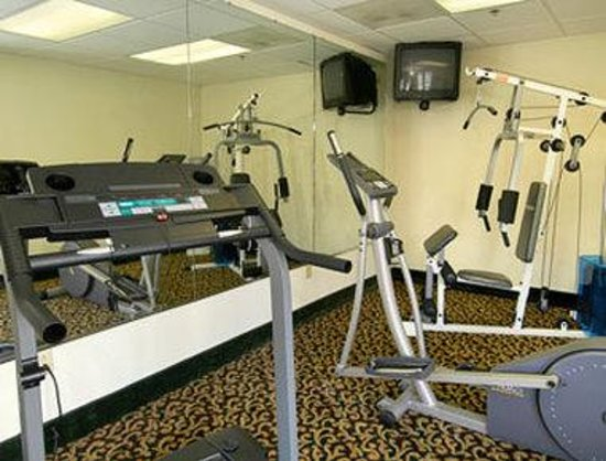 Jesup, GA: Fitness Center