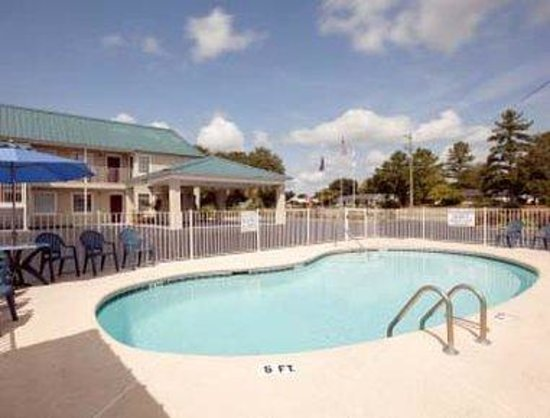 Barnwell, Carolina del Sur: Outdoor Pool