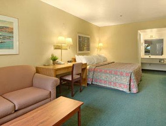 Days Inn Milpitas : Standard King Bed Room