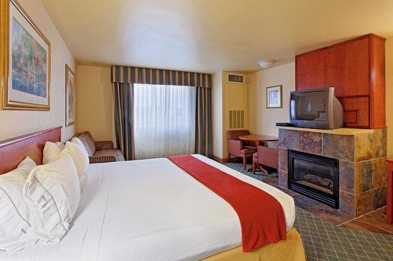 Holiday Inn Express & Suites : Holiday Inn Express Everett King Bed Guest Room