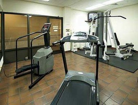 Ramada Inn Gulfport: Workout Room