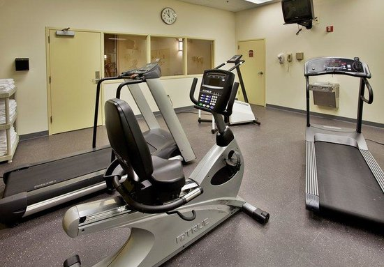 Holiday Inn St. Louis SW Route 66: Stay Fit When You Travel