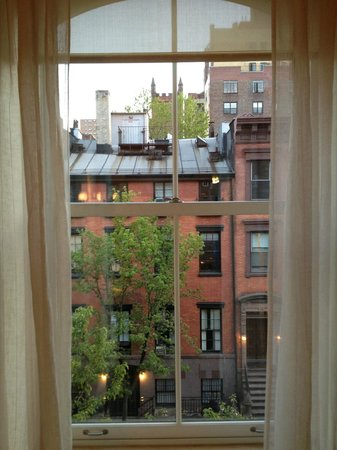 A Garden In Chelsea: view from living room