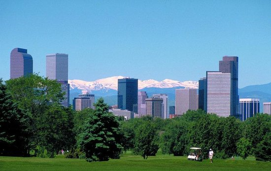 Holiday Inn Denver - Cherry Creek: Downtown Denver - 4 miles from Holiday Inn Select