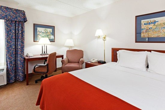Holiday Inn Express Middlesboro: Guest Room