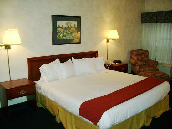 Holiday Inn Express Middlesboro: King Bed Guest Room