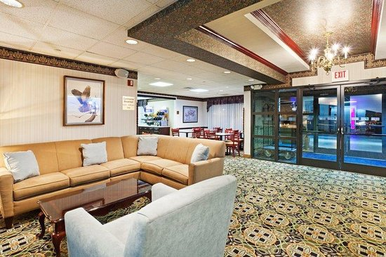 Holiday Inn Express Middlesboro: Hotel Lobby