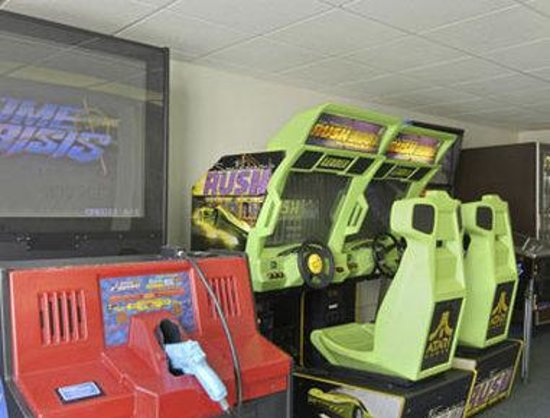 Bartonsville, Pennsylvanie : Game Room