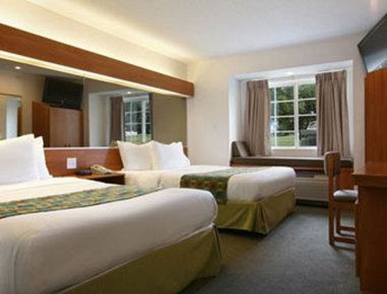 Microtel Inn & Suites by Wyndham Springfield: Standard Two Queen Bed Room
