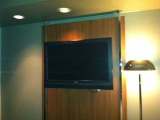 Doubletree Hotel Metropolitan - New York City: Flat Screen TV
