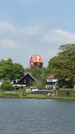 Aldeburgh, UK: Thorpeness... the house in the clouds