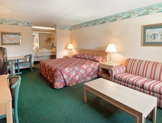 Ellenton, Floryda: Standard King Bed Room