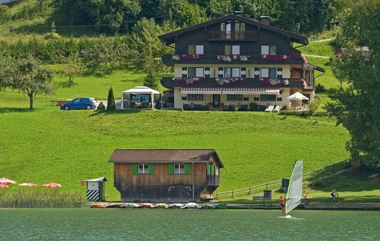 Ticklhof am See Pension