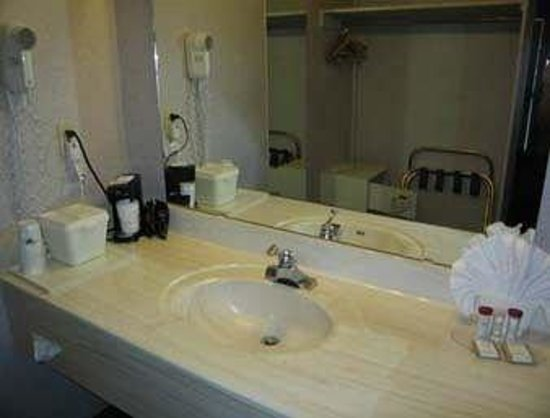 Howard Johnson Phoenix Airport/Downtown Area: Bathroom