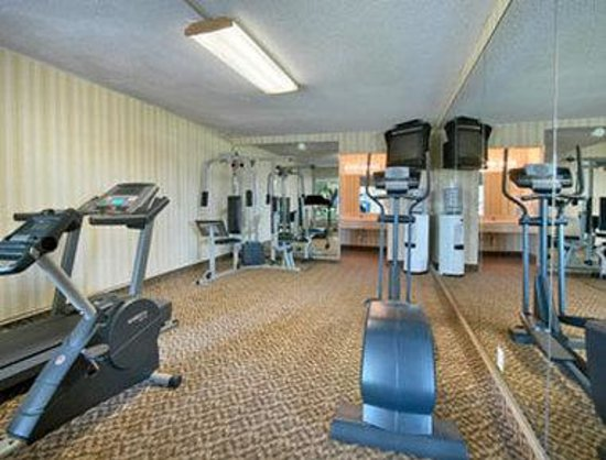 Pikesville, MD: Fitness Center
