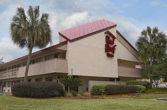 Red Roof Inn Tallahassee: Inn Exterior