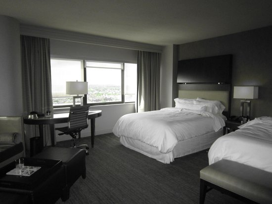 The Westin Copley Place: View of Comfy Beds