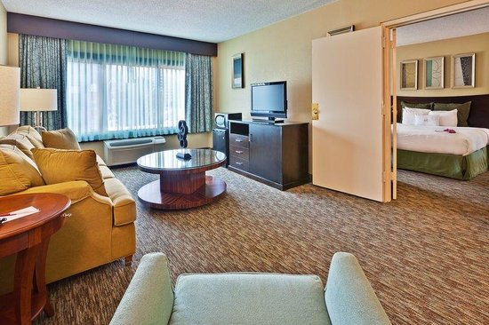 Crowne Plaza Hotel Memphis: Other