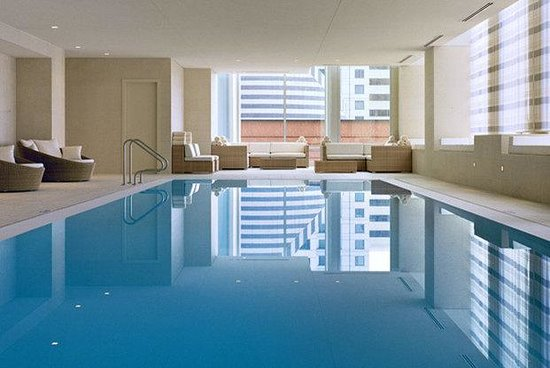 St. Regis Hotel, San Francisco: Pool View