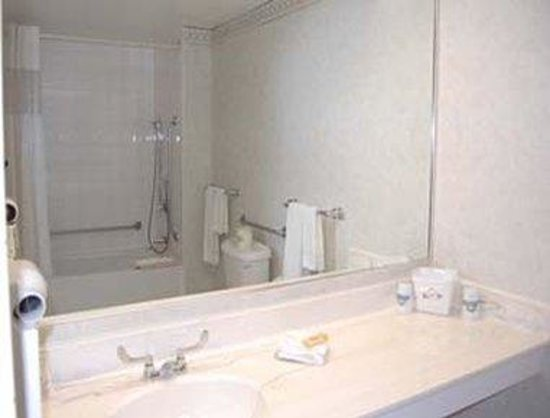 Days Inn Downtown Ottawa: Bathroom