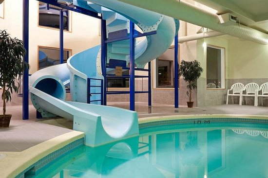 Holiday Inn Hotel & Suites Regina: Swimming Pool