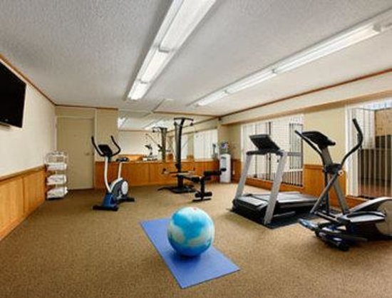 Coquitlam, Canada: Fitness Center
