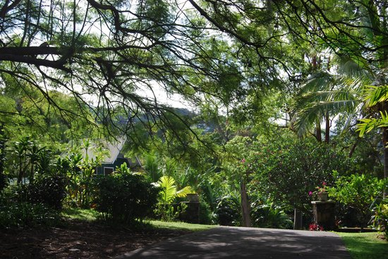 Ka'awa Loa Plantation: Our separate cottage