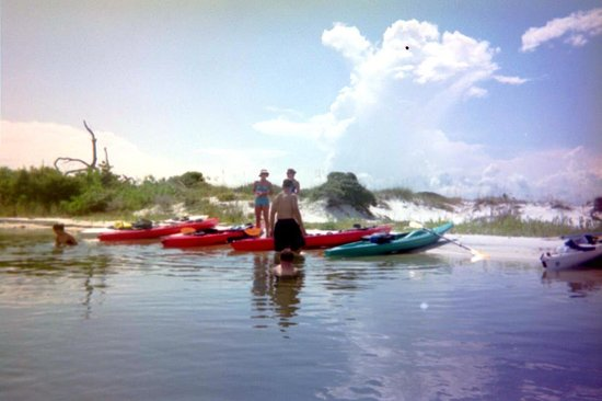 Navarre Beach Kayaks