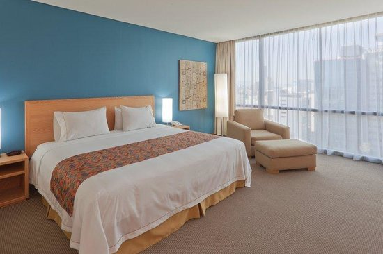 Holiday Inn Express Mexico Reforma: Superior Room