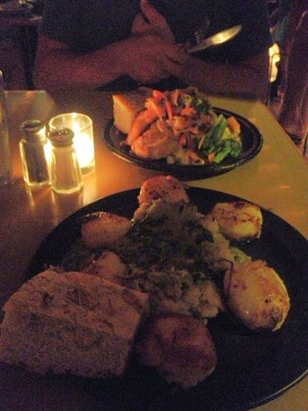 Scallops picture of seven fish key west tripadvisor for Seven fish key west fl
