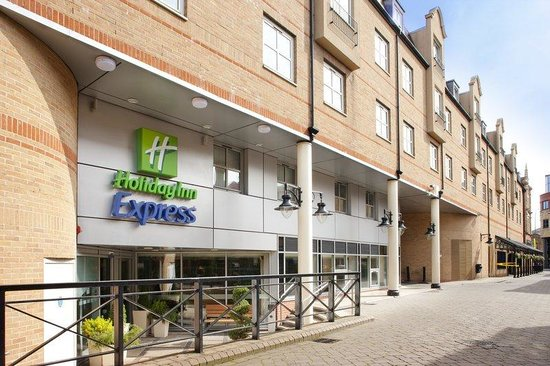 Holiday Inn Express London - Hammersmith: Welcome to the Holiday Inn Express hotel in London Hammersmith