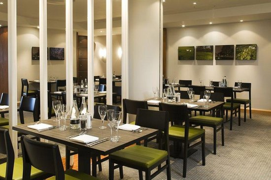 Holiday Inn Oxford: Formal Dining Area