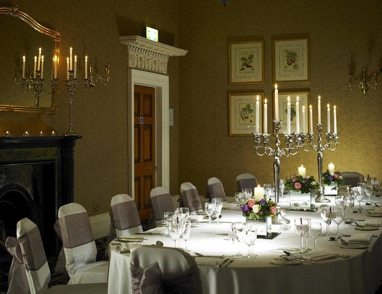 The woodford suite meeting and private dining room for Best private dining rooms cheshire