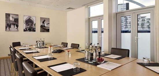 Hilton Garden Inn Glasgow City Centre: Meeting Room